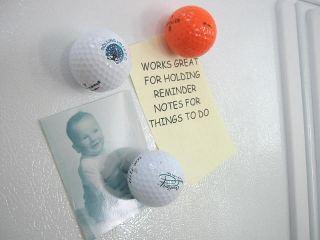 golf ball things