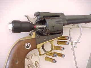 gun or rifle lock